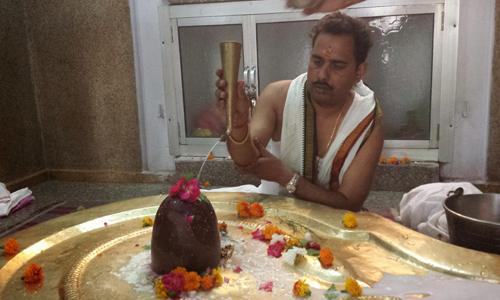 Rudrabhishek-by Hindu-Priest-Acharya-Prem_Bhatt-in- Melbourne